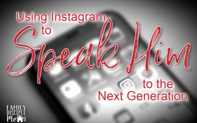 Three Ways to Use Instagram to SPEAK HIM