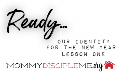 Ready – A Lesson Series about Our Identity