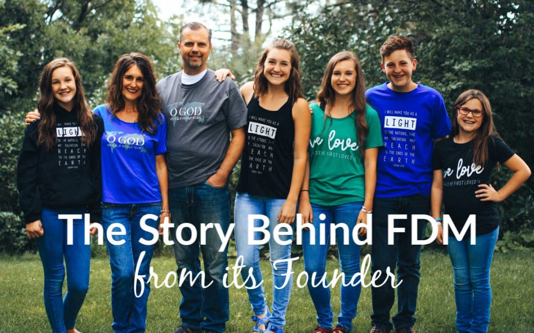 The Story Behind Family Disciple Me