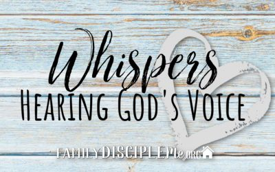 Whispers: God's Voice