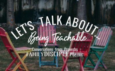 Let's Talk About: Being Teachable