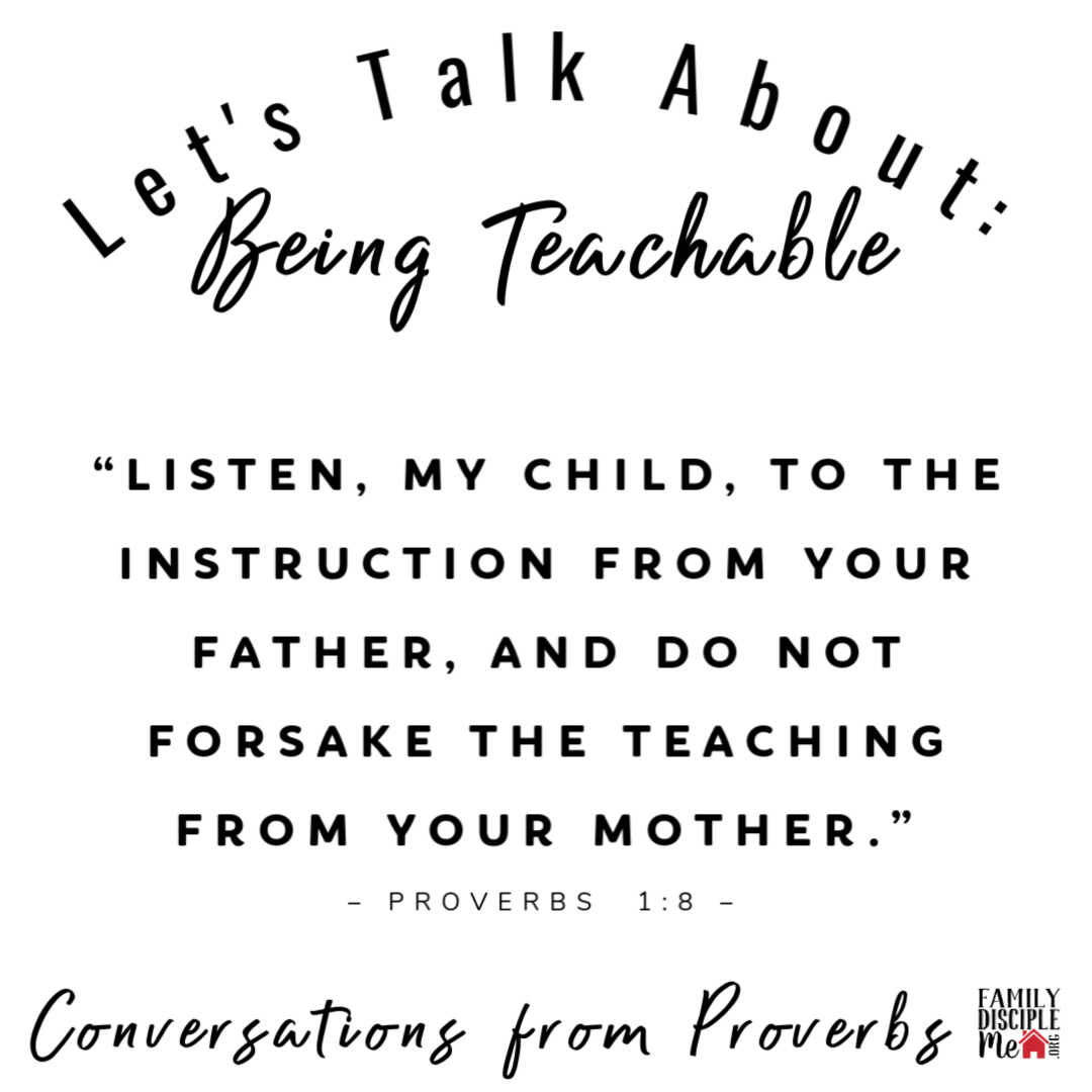 Being Teachable