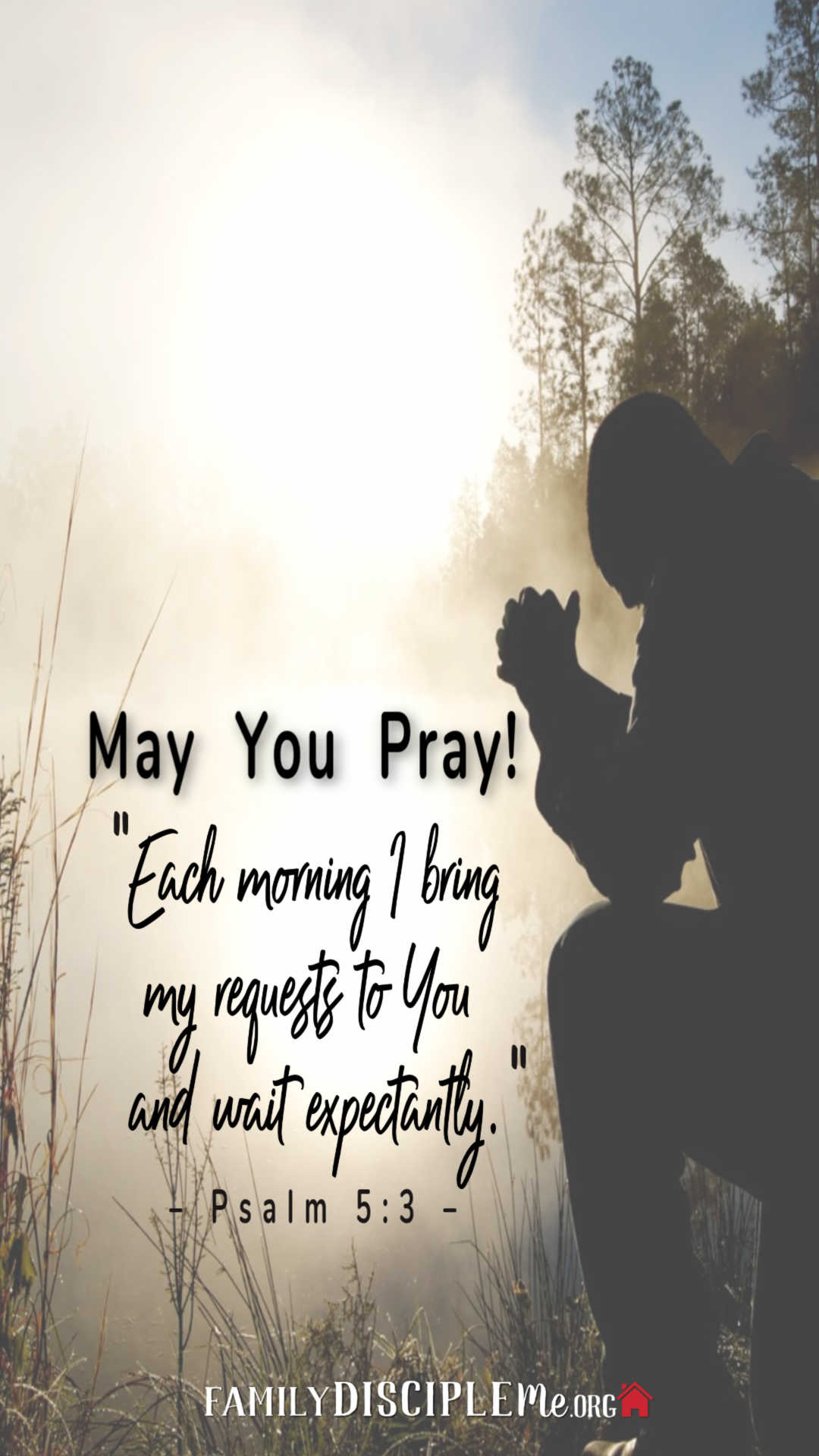 May You Pray