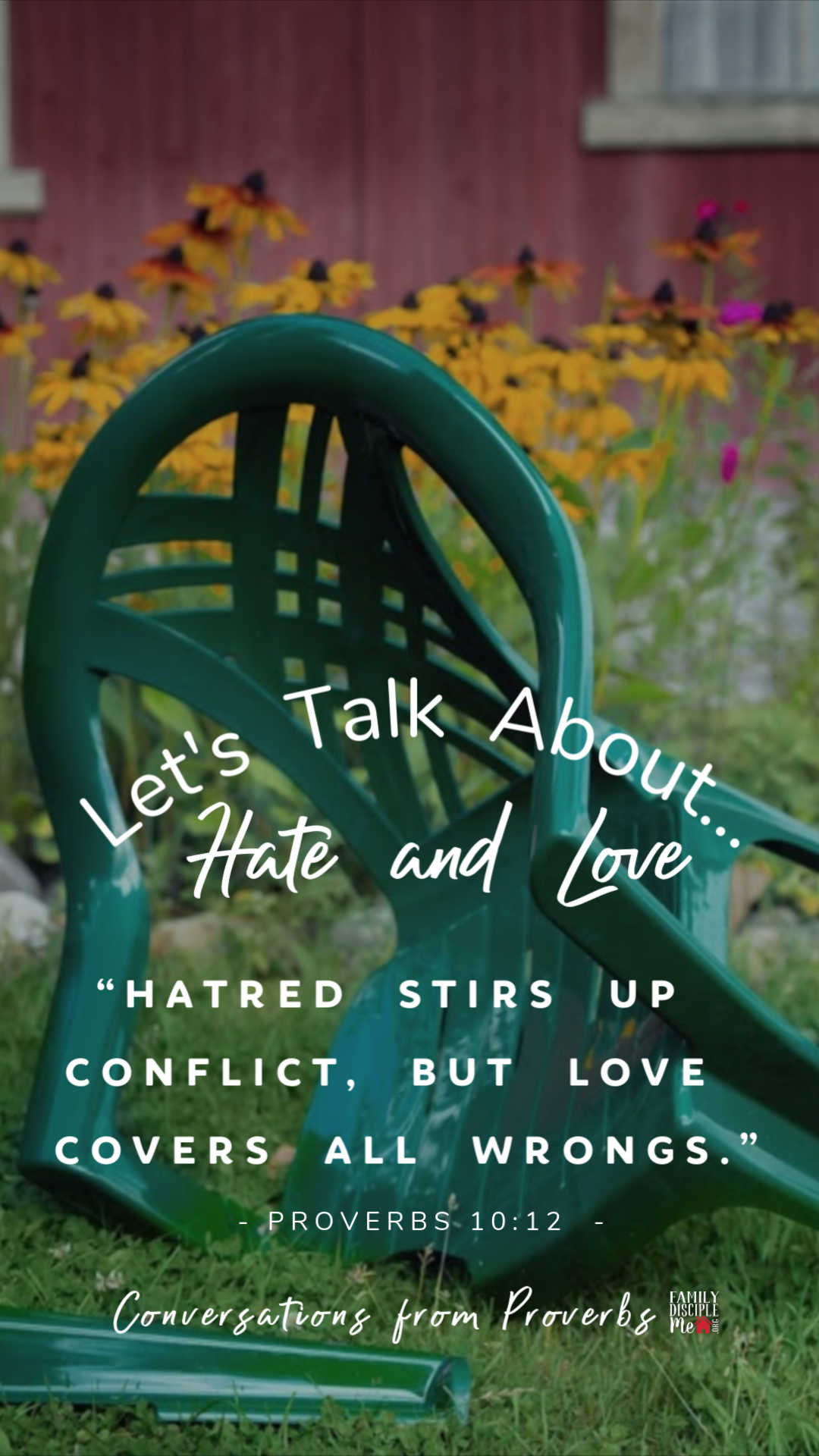 Lets Talk Love andHate