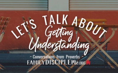 Let's Talk About: Getting Understanding
