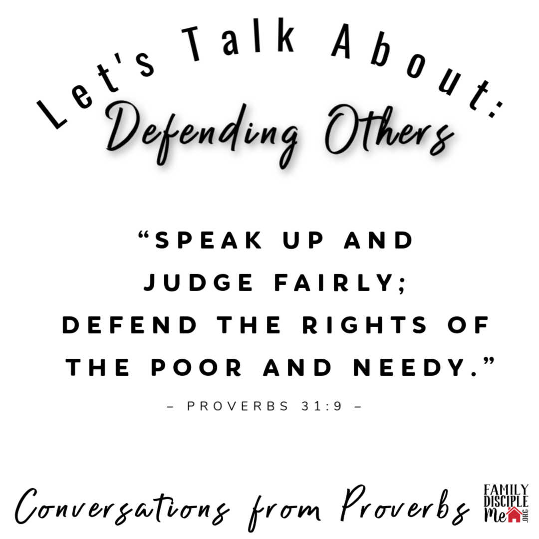 Defending Others