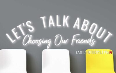 Let's Talk About: Choosing Our Friends