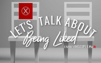 Let's Talk About: Being Liked