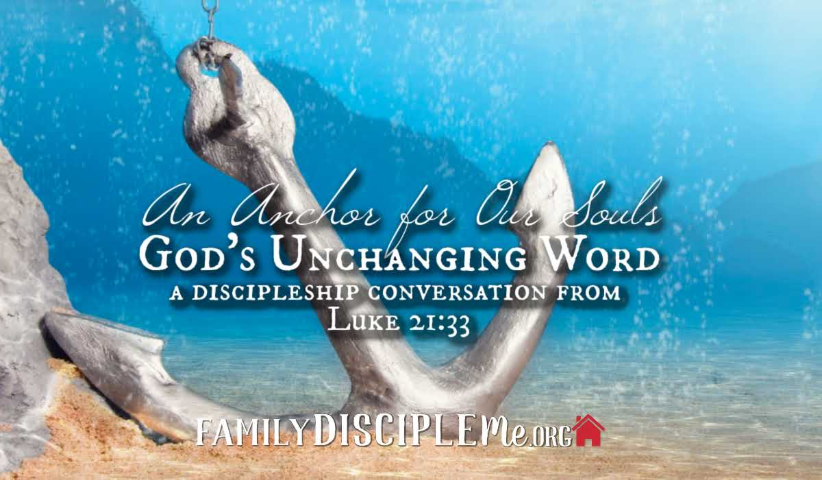 God's Unchanging Word