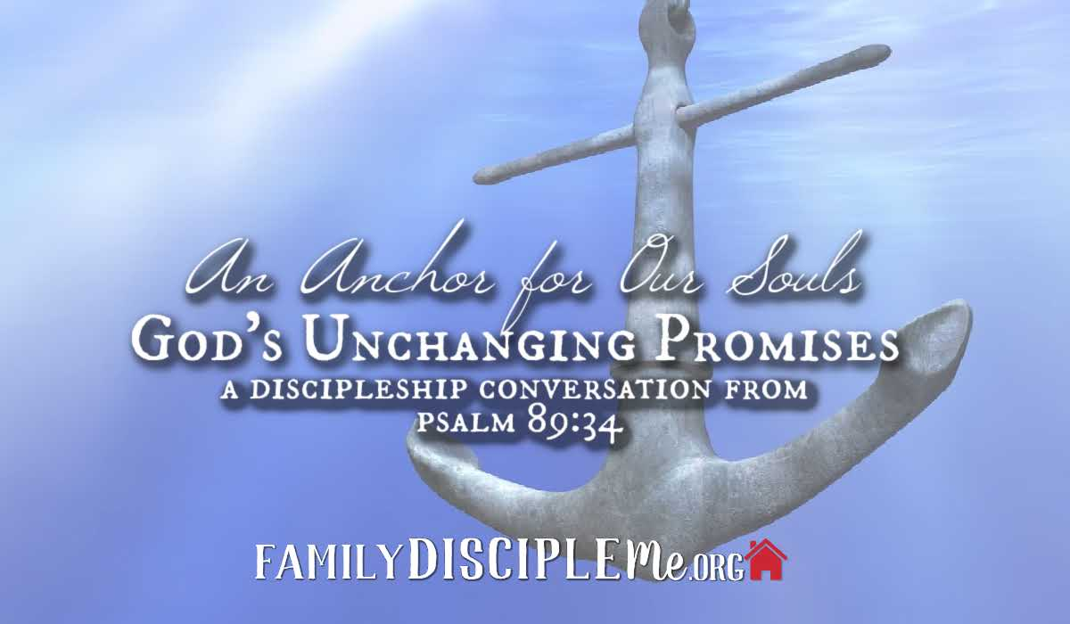 God's Unchanging Promises