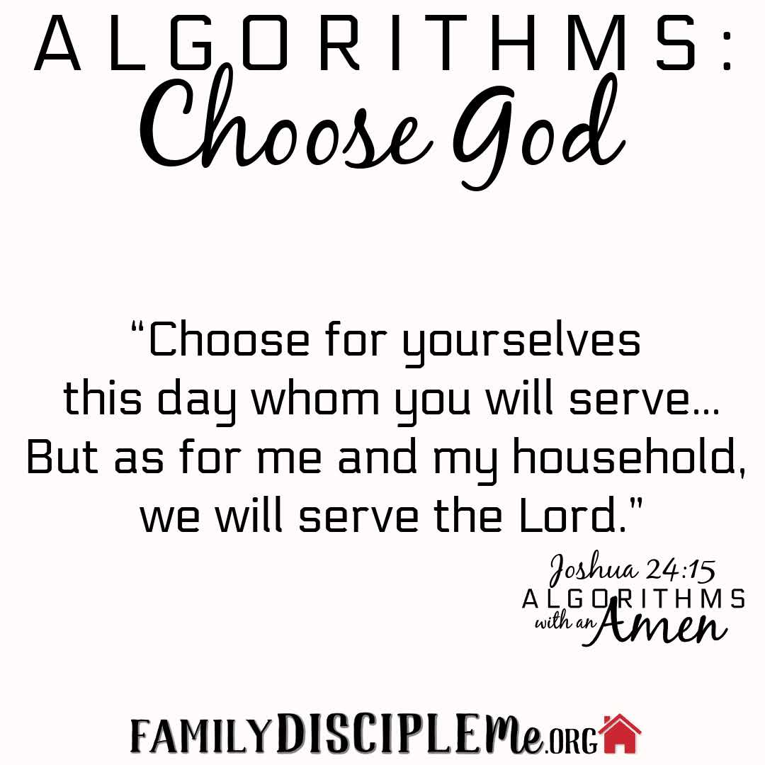 Algorithms_ Choose God