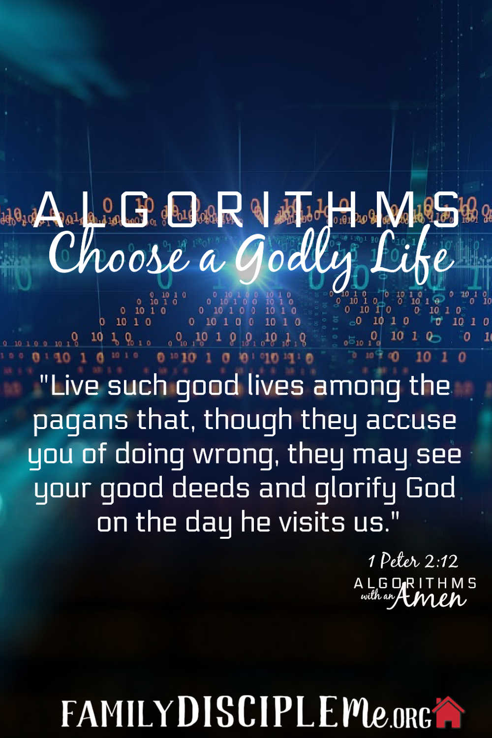 CHOOSE A GODLY LIFE
