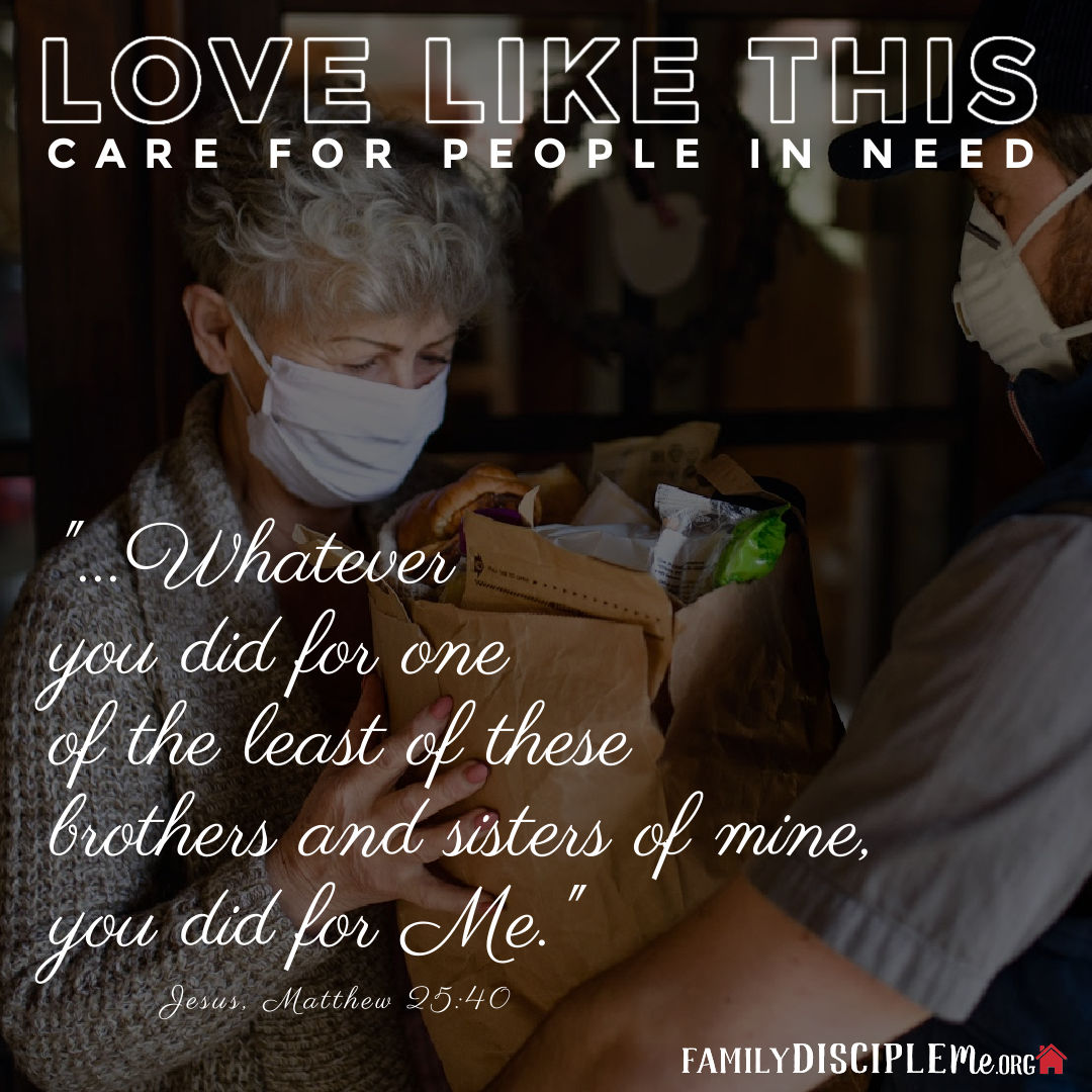Care For People In Need